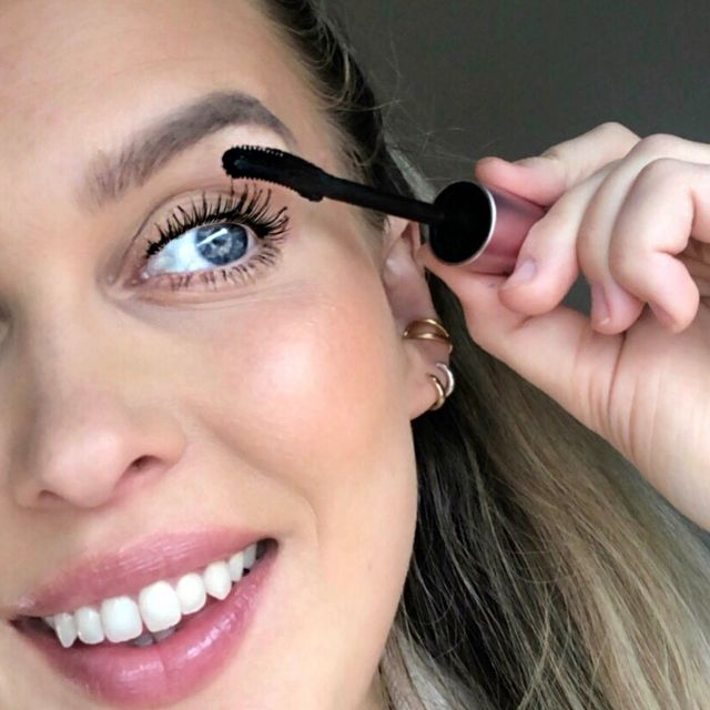 Push Up Mascara Black